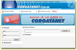Website von Coroatanet