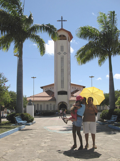 Kathedrale von Coroatá