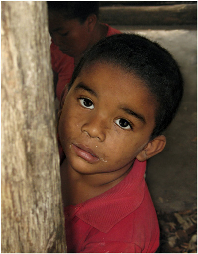Ein Junge - Interior Coroatá